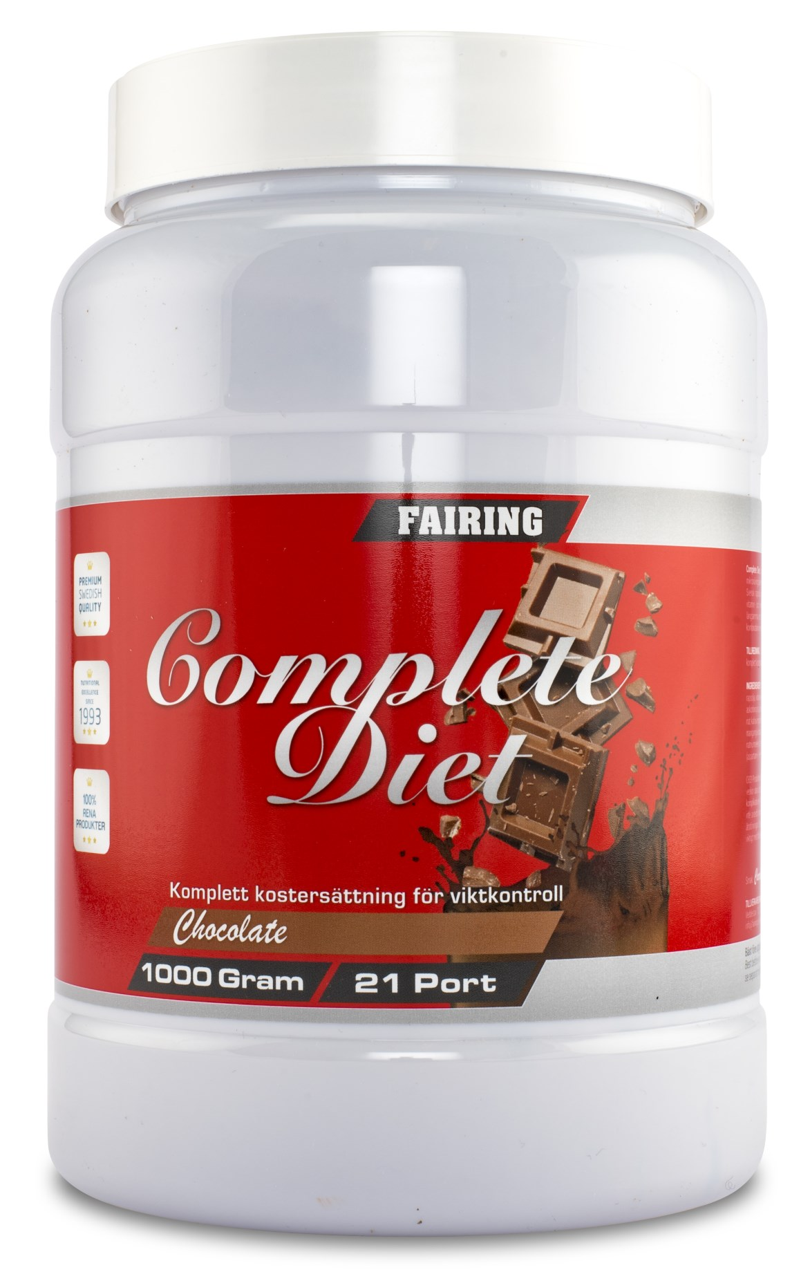 Fairing Complete Diet,  - Fairing