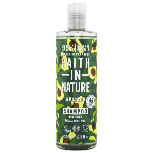 Faith in Nature Avocado Shampoo 400 ml