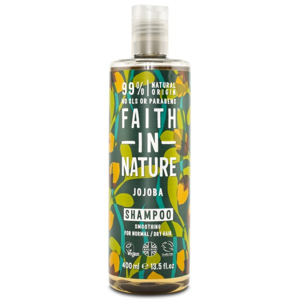 Faith in Nature Jojoba Shampoo 400 ml