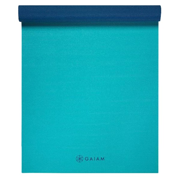 GAIAM Yoga Mat Classic 2-color 1 st Open Sea