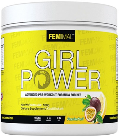 Femimal Girl Power