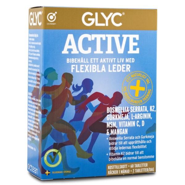Glyc Active 60 tabl