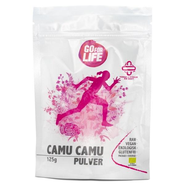 Go for Life Camu Camupulver EKO 125 g
