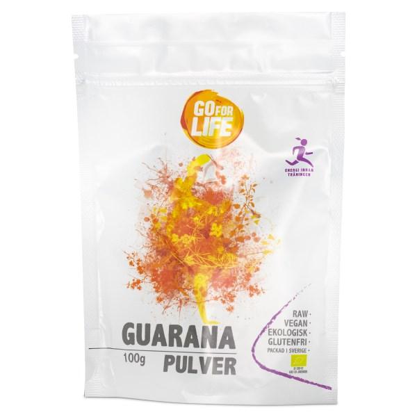 Go for Life Guarana 100 g