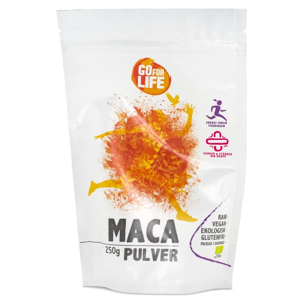 Go for Life Maca Pulver 250 g
