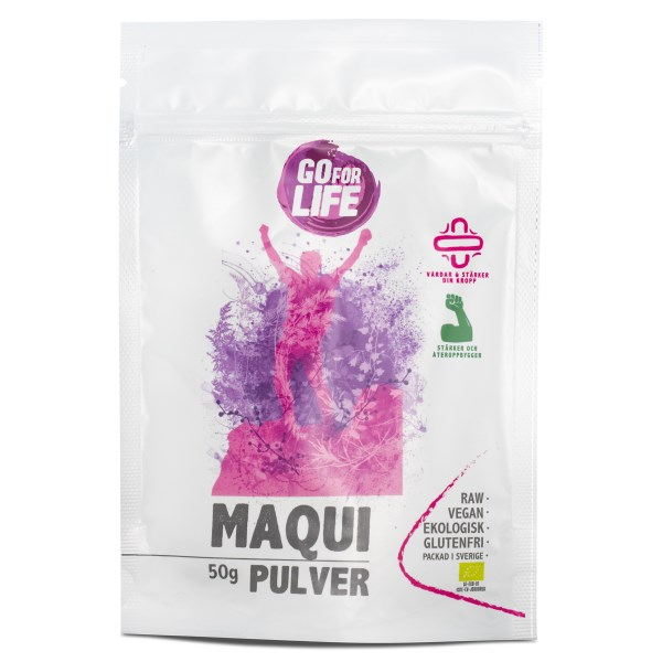 Go for Life Maquipulver EKO 50 g