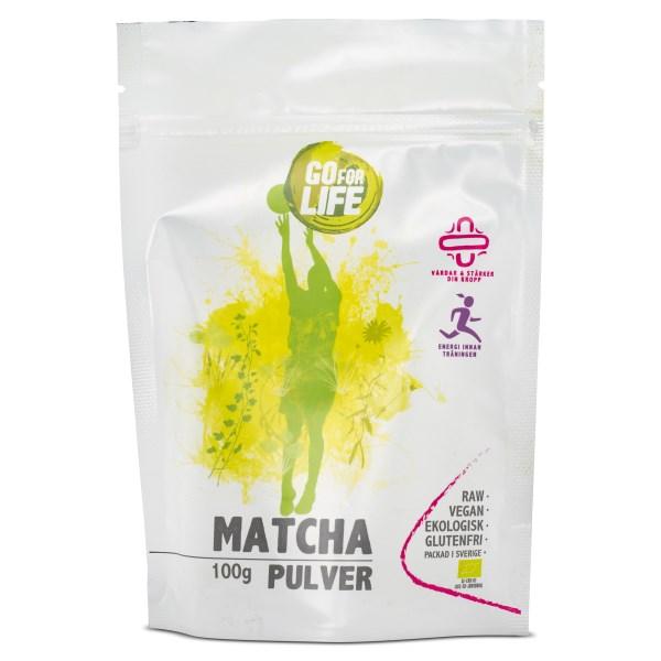 Go for Life Matcha Premium EKO 100 g