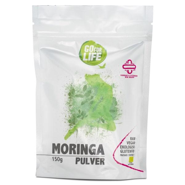 Go for Life Moringapulver EKO 150 g