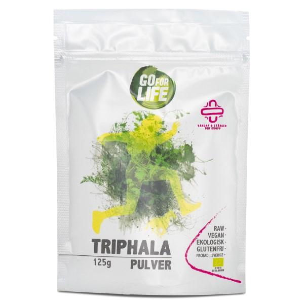 Go for Life Triphalapulver EKO 125 g
