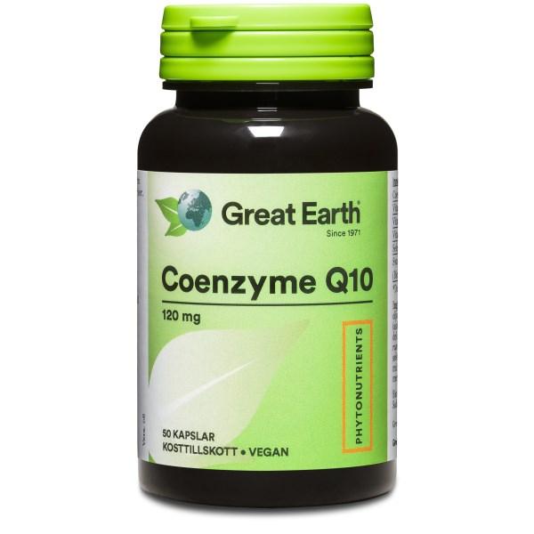 Great Earth Coenzyme Q10 50 kaps