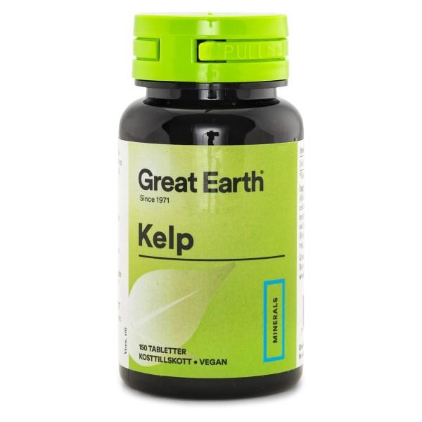 Great Earth Kelp 150 tabl