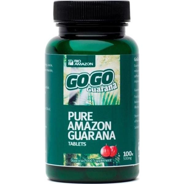 Life Products Guarana 100 tabl