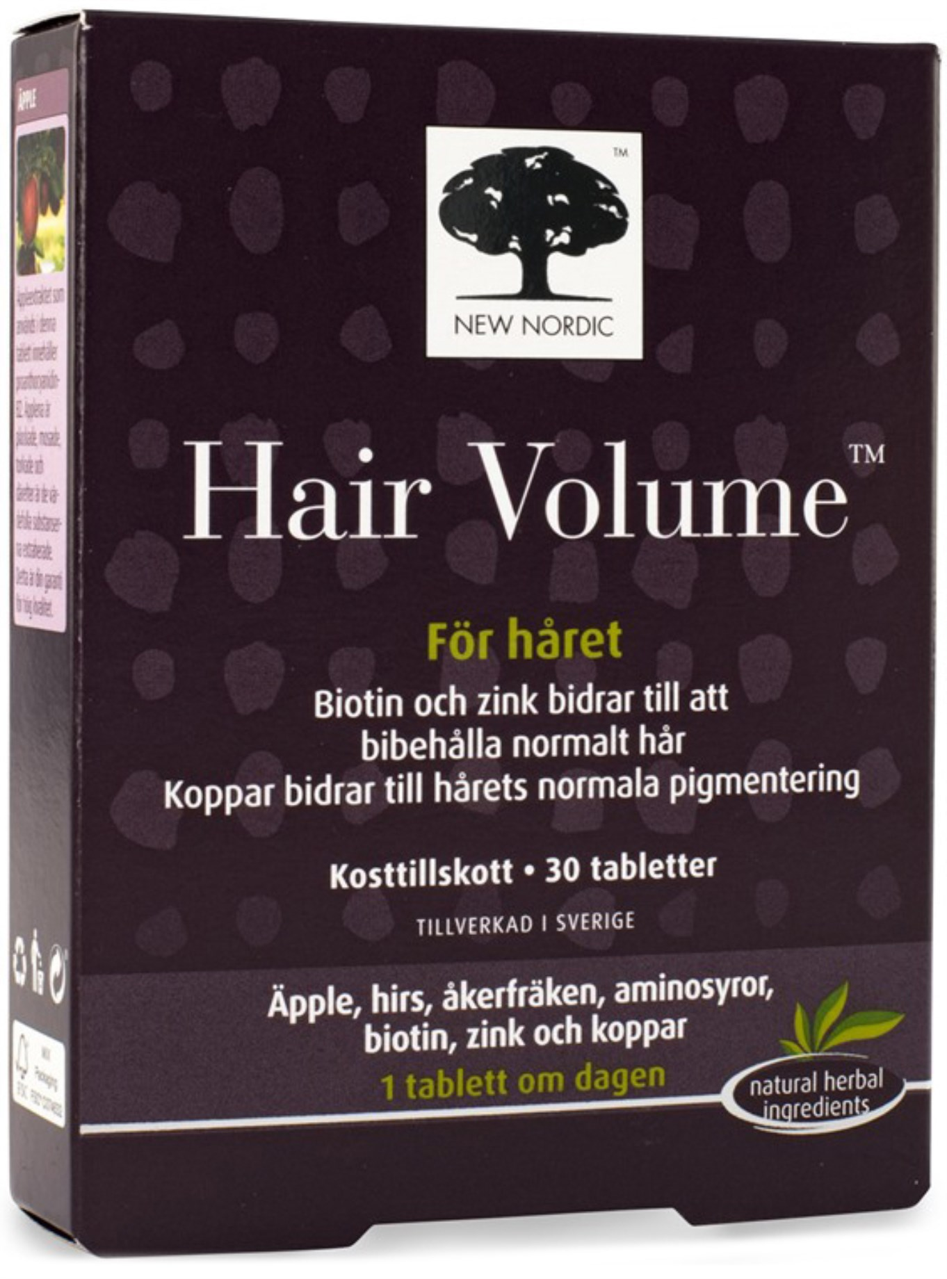 New Nordic Hair Volume,  - New Nordic