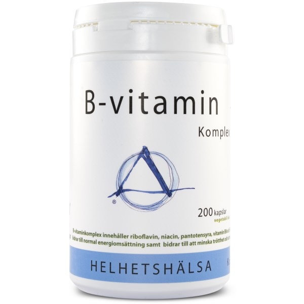 b komplex helhetshälsa