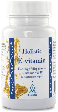 Holistic E-Vitamin