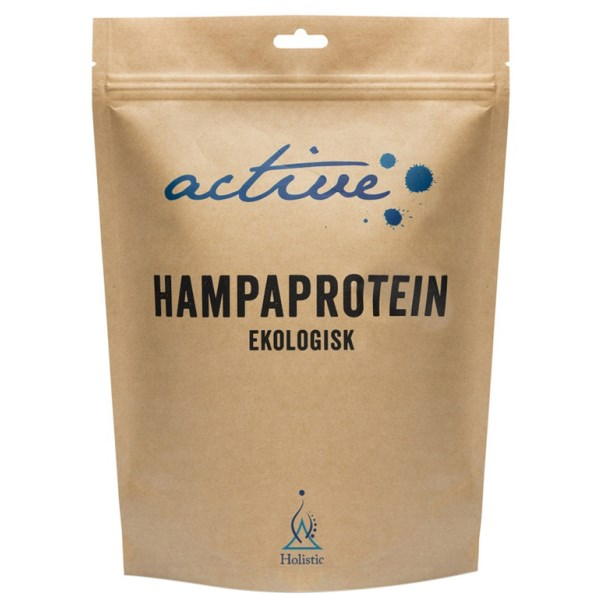 Holistic Active Hampaprotein 400 g