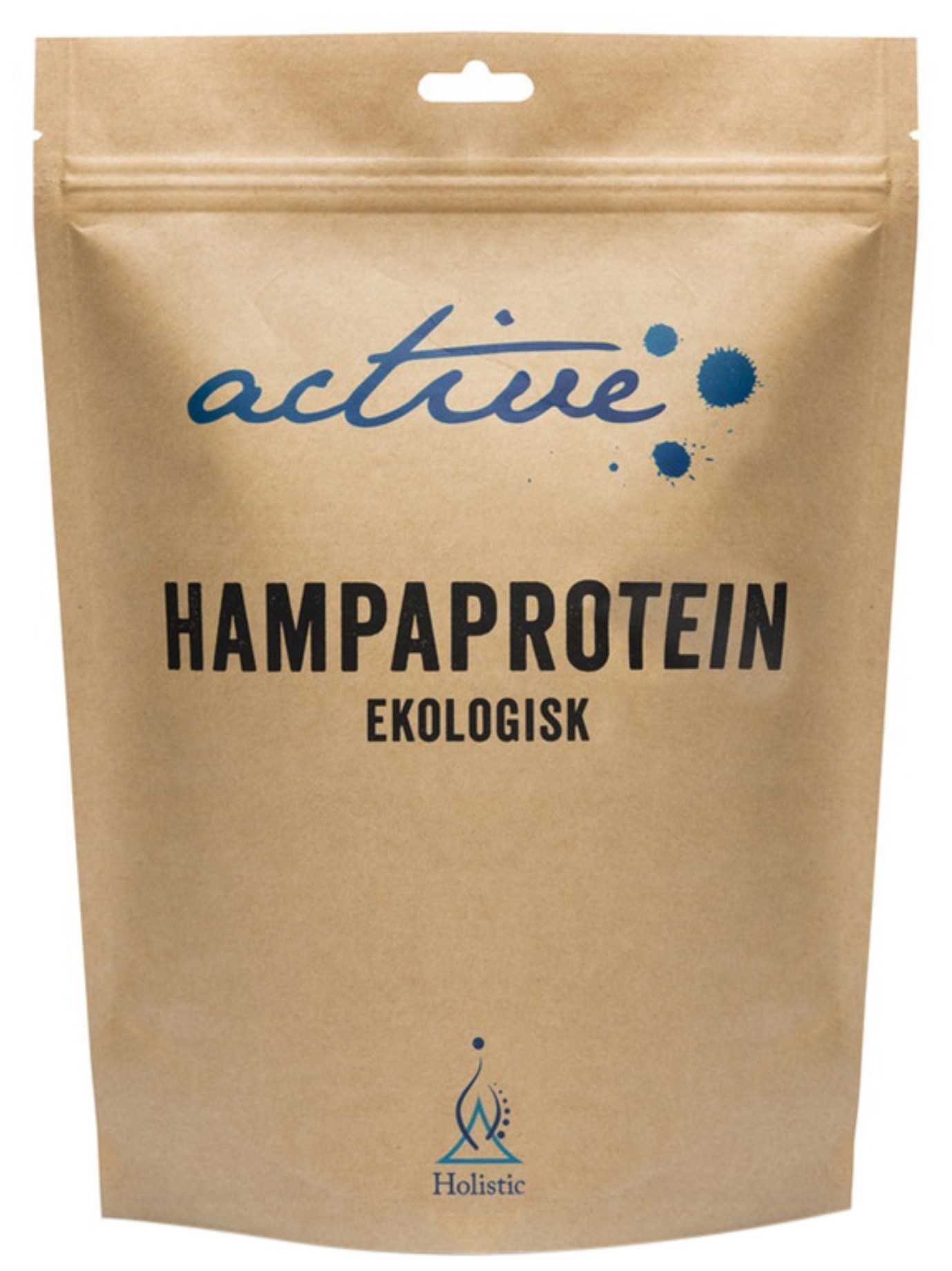 Holistic Active Hampaprotein,  - Holistic
