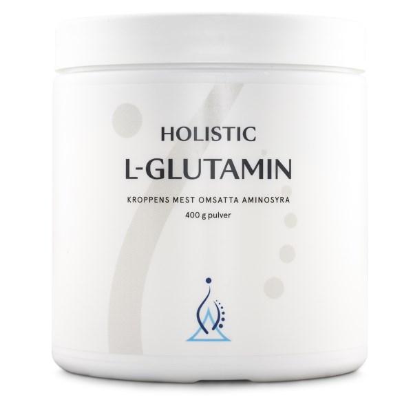 Holistic L-Glutamin 400 g