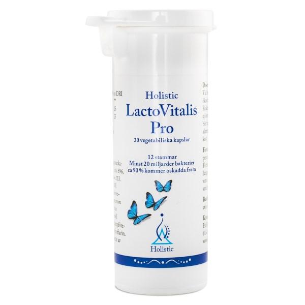 Holistic LactoVitalis Pro 30 kaps