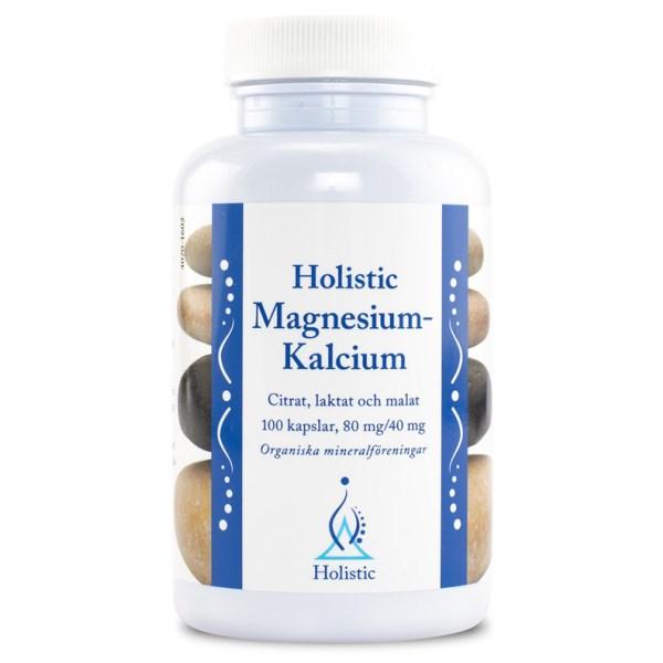 Holistic Magnesium-Kalcium 100 kaps