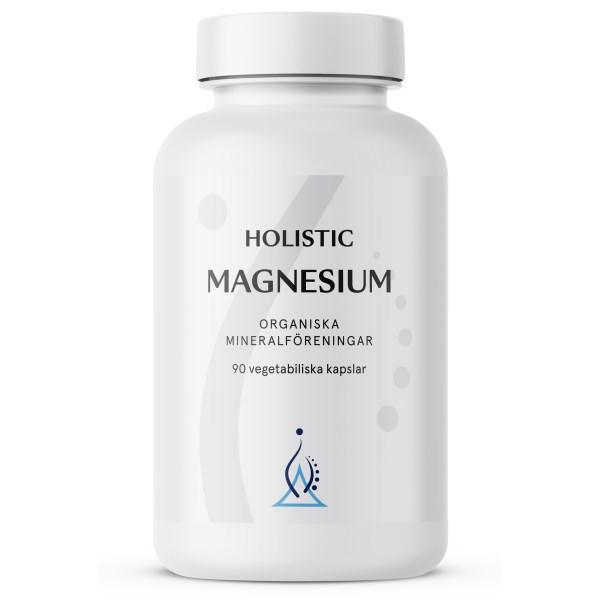 Holistic Magnesium 90 kaps