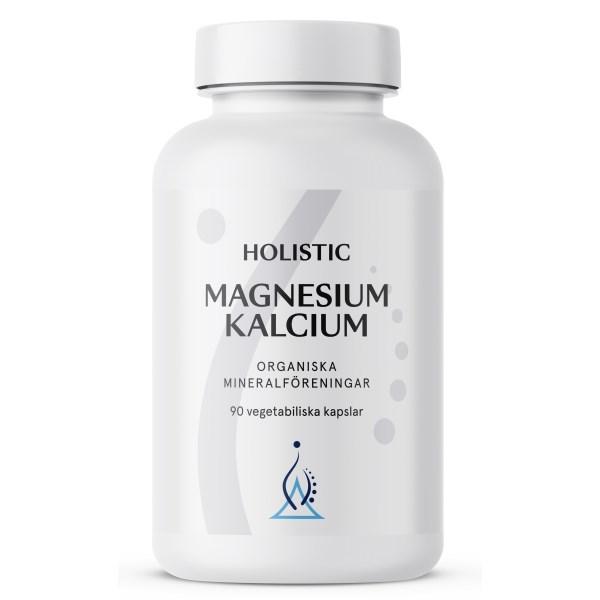 Holistic Magnesium-Kalcium 90 kaps