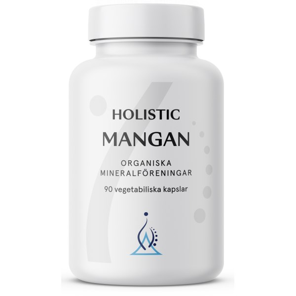 Holistic Mangan 90 kaps