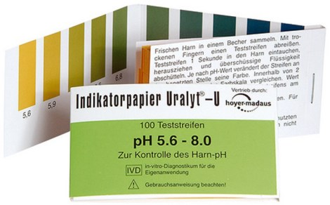 Holistic pH-Papper