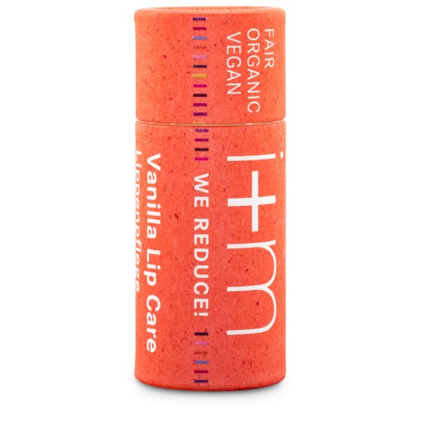i+m Naturkosmetik WE REDUCE Lip Care Vanilla 1 st