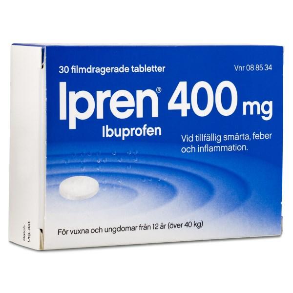 Ipren 400 mg 30 tabl