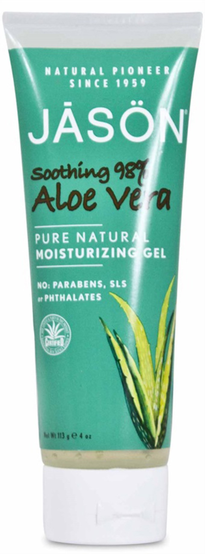Jason Aloe Vera 98% Moisturizing Gel,  - Jason