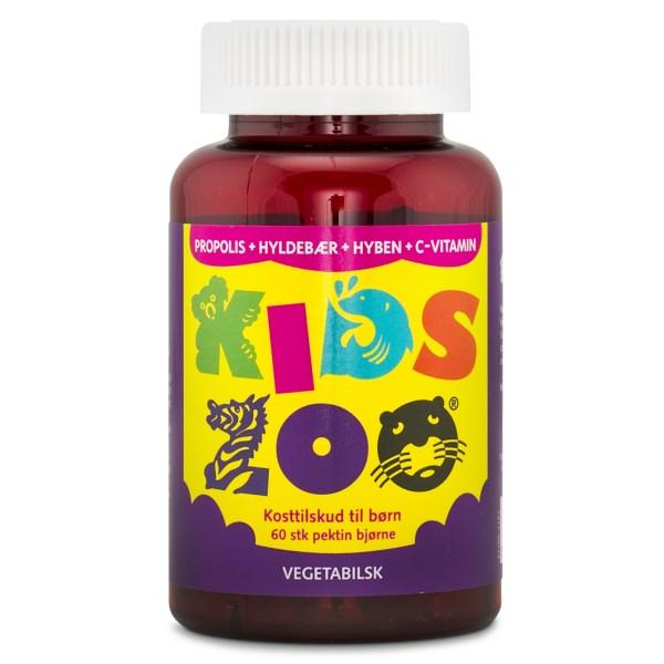 KidsZoo Propolis + Vitamin C 60 tuggtabl