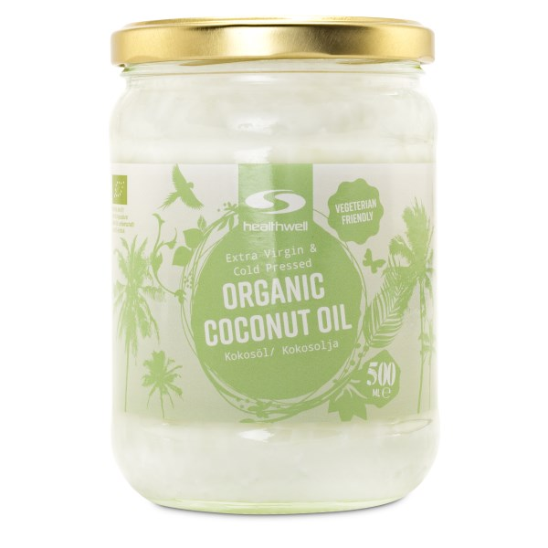 Kokosolja Extra Virgin EKO 500 ml