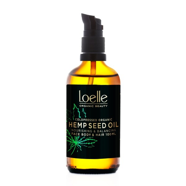 Loelle Hemp Seed Oil 100 ml