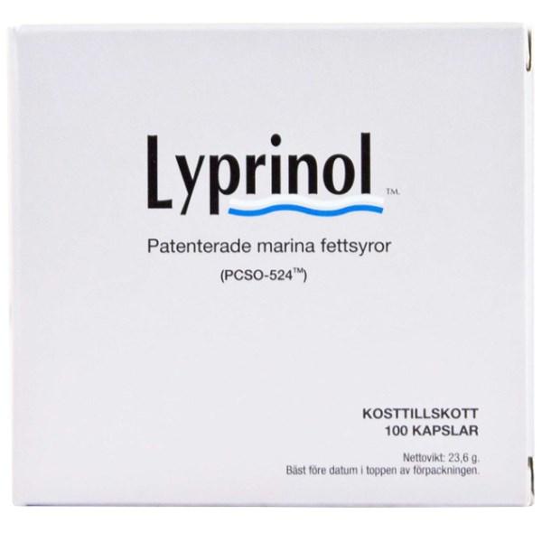 Lyprinol 100 kaps