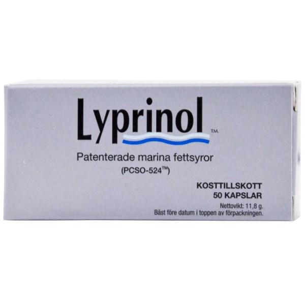 Lyprinol 50 kaps