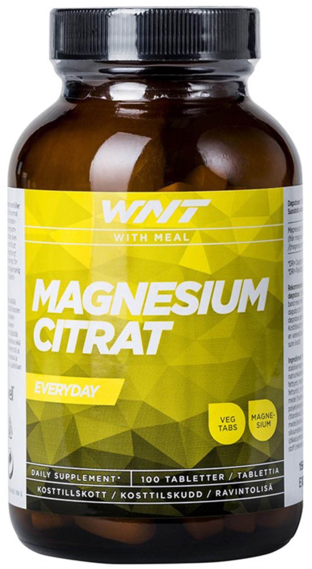 WNT Magnesium Citrat,  - WNT