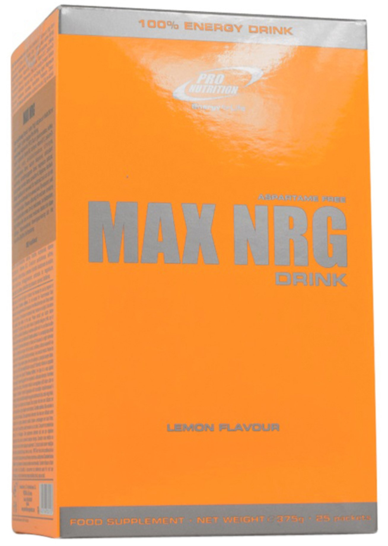Pro Nutrition Max NRG,  - Pro Nutrition