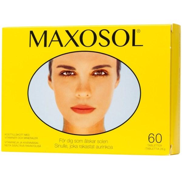 Maxosol 60 tabl