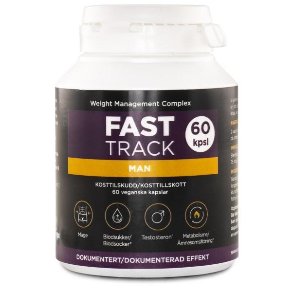 Medica Natumin Fast Track Man 60 kaps