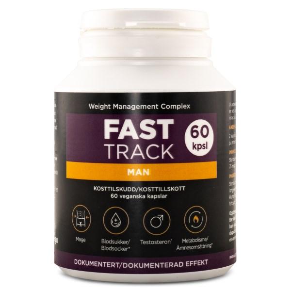 Medica Natumin FastTrack Man 60 kaps