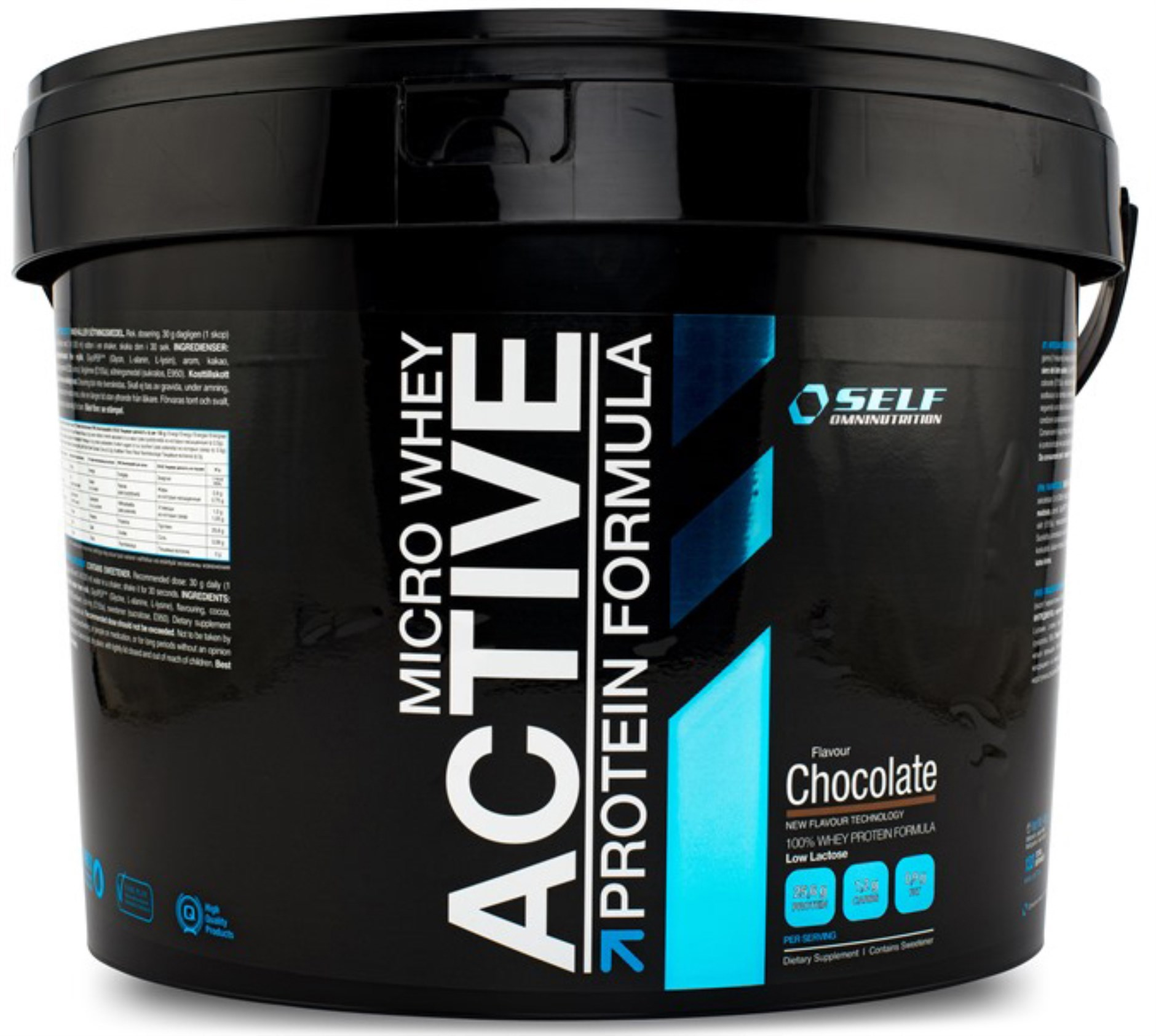 Micro Whey Active,  - Self Omninutrition
