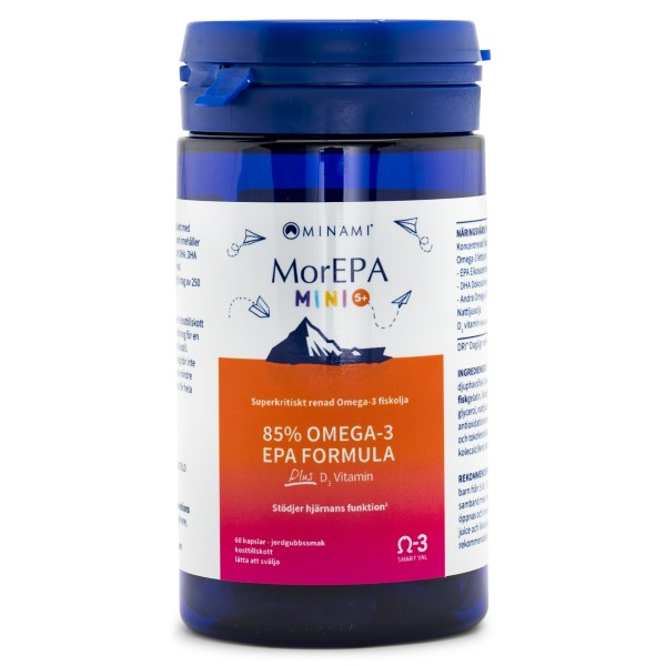 MorEPA Mini 60 kaps