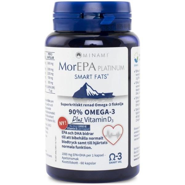 MorEPA Platinum 60 kaps