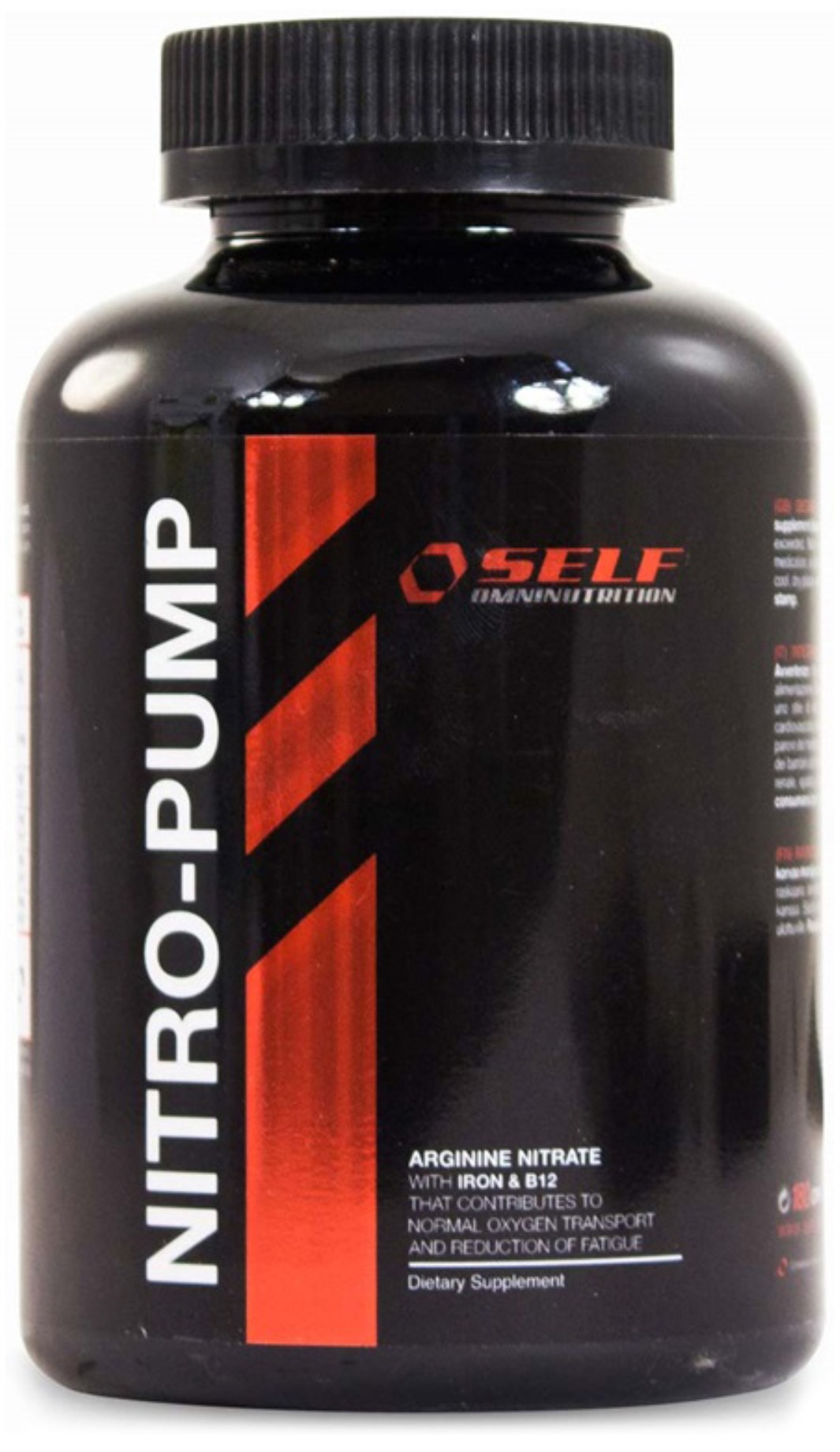 Self Omninutrition Nitro-Pump,  - Self Omninutrition