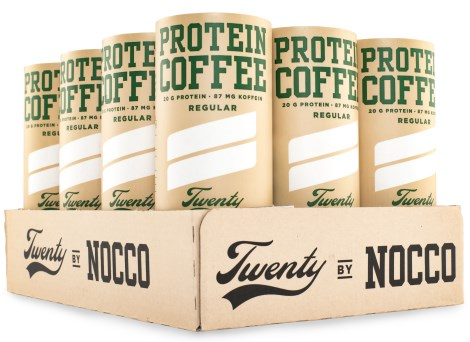 NOCCO Protein Coffee