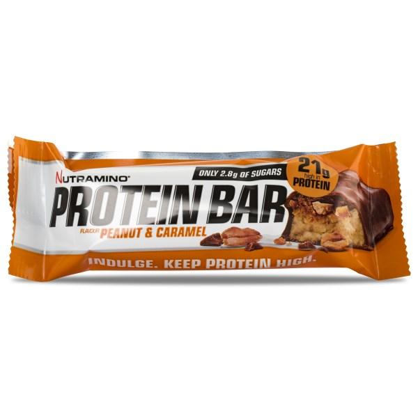 Nutramino Protein Bar Chunky Peanut & Caramel 1 st