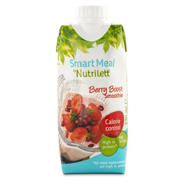 Nutrilett Less Sugar Smoothie Berry Boost 1 st
