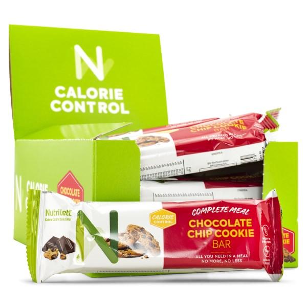 Nutrilett Smart Meal Bar Chocolate crunch & Seasalt 20-pack