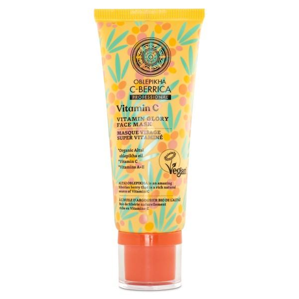 Oblepikha C-Berrica Face Mask 100 ml Vitamin Glory